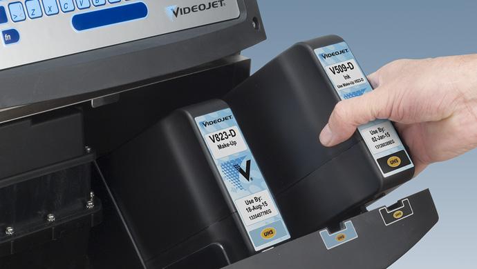 VIDEOJET® 伟迪捷隆重推出新品8610热发泡喷墨喷码机